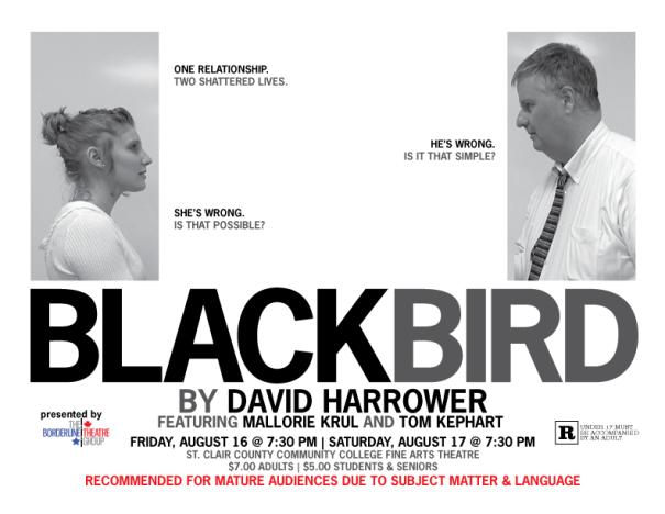 Blackbird-poster