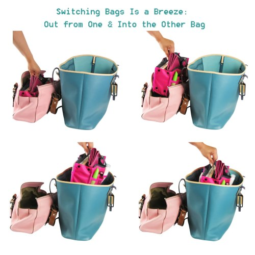Handbag_Organizer_Switching_Bags