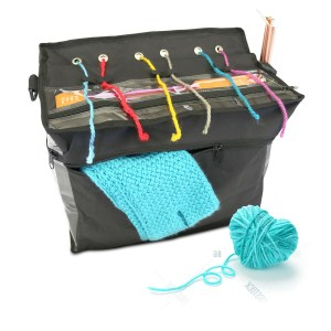 Premium Knitting Bag Rectangular Tote