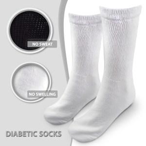 Born to Nurture Diabetic Socks
