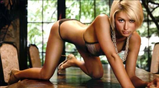 Paris Hilton hot wallpaper