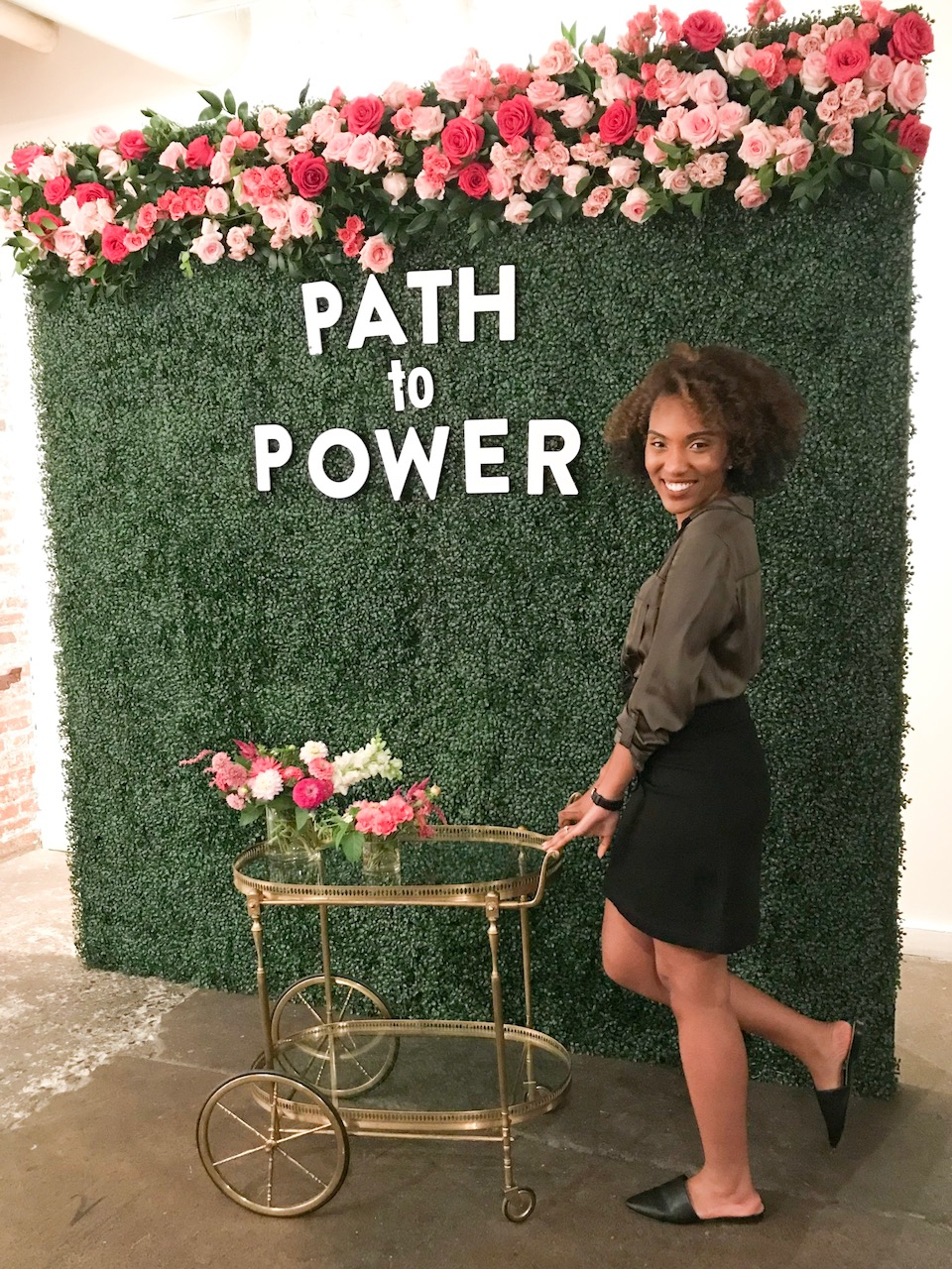 Antonia at Path to Power