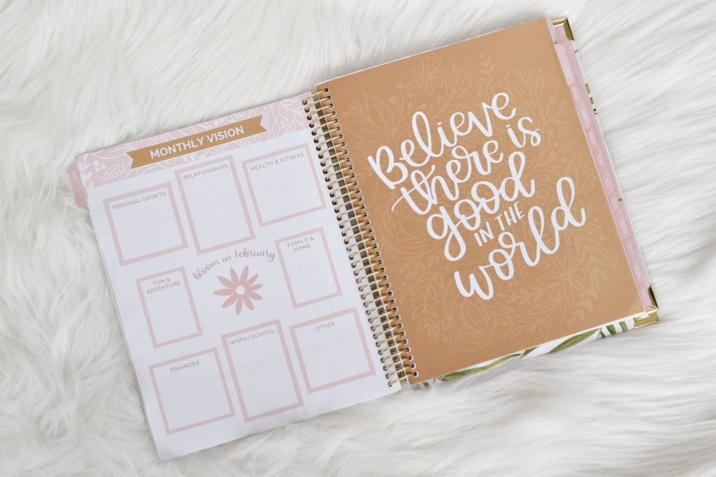 Bloom Daily Quote Page
