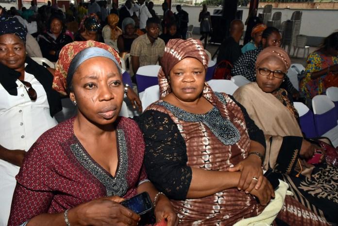 Bintu Ogunjimi, Peju Ogunmola Omobolanle & Tinuke Ayees