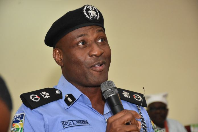 Lagos State Commissioner of Police, Fatai Owoseni