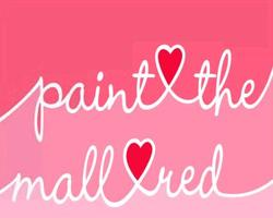 paint the mall red