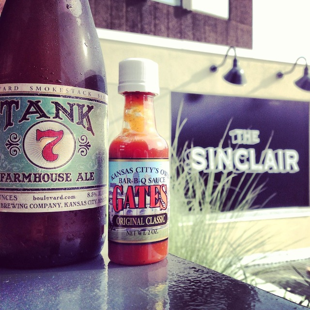 Sinclair Rooftop BBQ August 13th 2