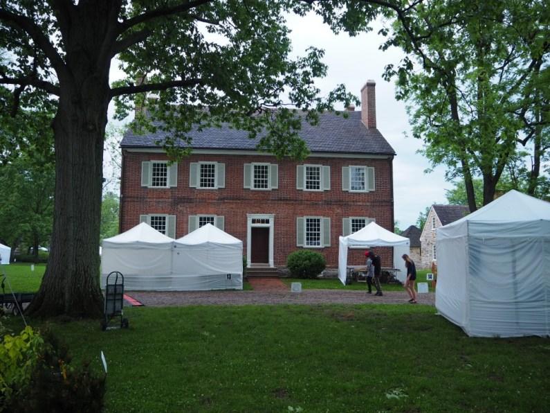 Locust Grove Historical Home