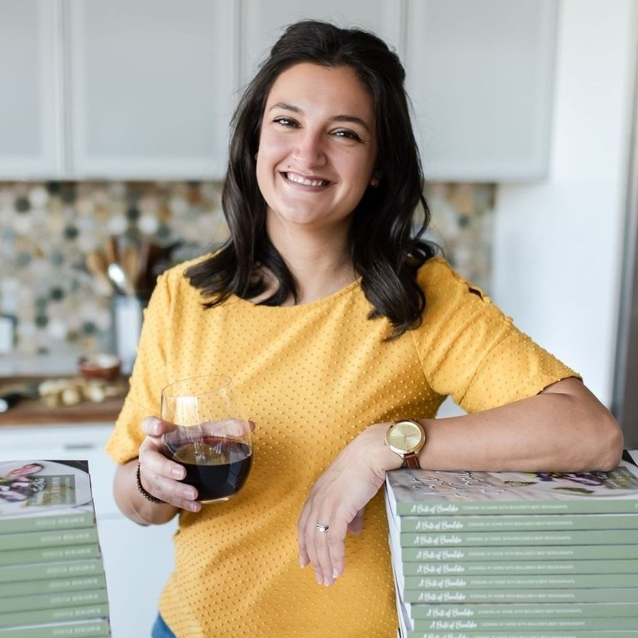 Jessica Benjamin: First Bite, Boulder Restaurant Week | S3:E5