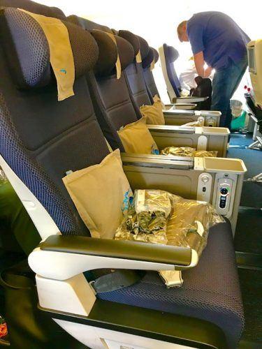 airline seats british airways world traveller plus