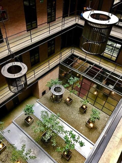 the art hotel medellin