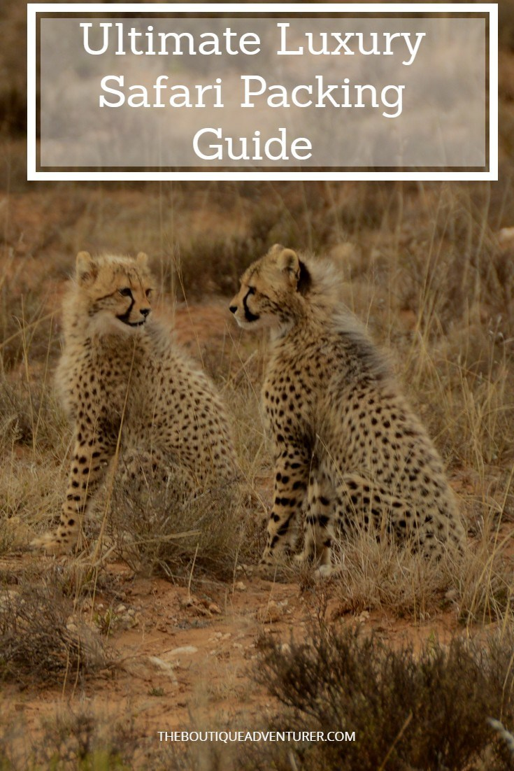 Finding the right Safari Suitcase can be daunting - plus filling it with safari shoes, shirts, hats etc - here is my complete guide developed with JP Maree from Kwandwe Private Game Reserve #safari#safariafrican#safarifashion#safaritravel#safariclothes#safaristyle#safarioutfit#safariactivities#safarisouthafrica#safaricostume#safarichic#safaripacking#safaripackinglist#safaripackingproducts#safaripackingsouthafrica#safaripackingclothes#safaripackingtips