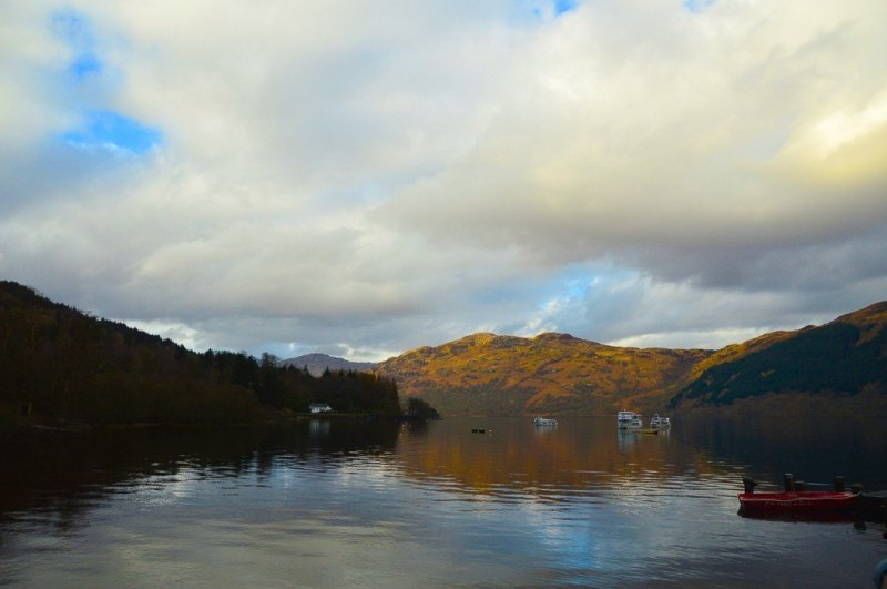 glasgow tours to highlands