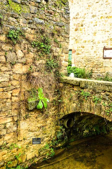 canal in saint antonin noble val