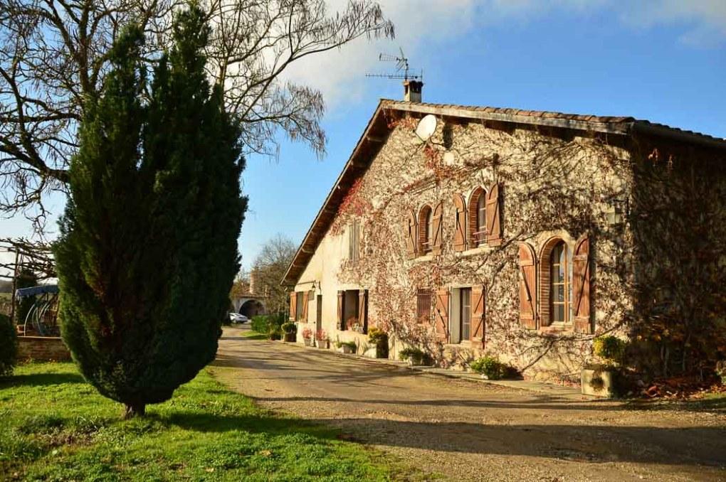Chateau St Louis Winery Tarn et Garonne