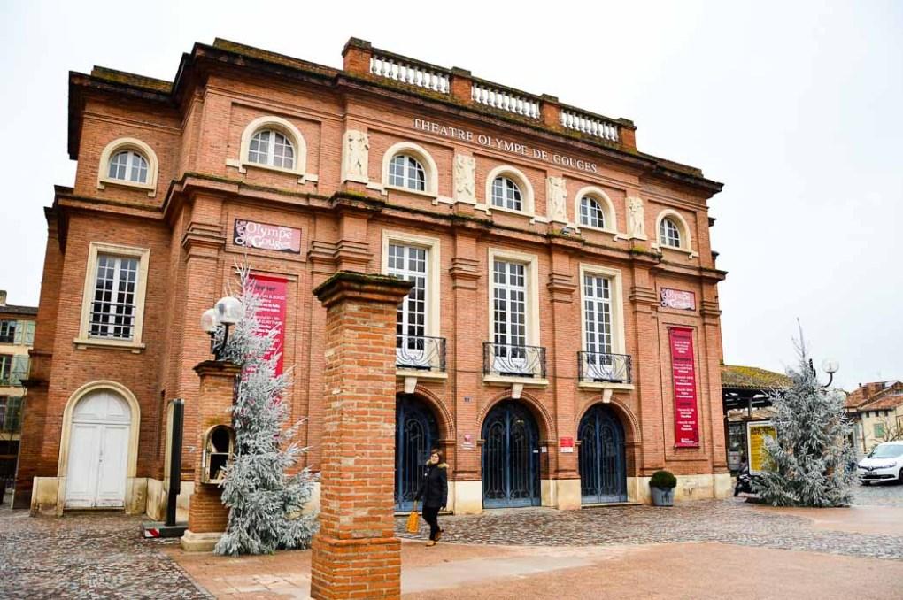 Olympe de Gouges Theatre Montauban