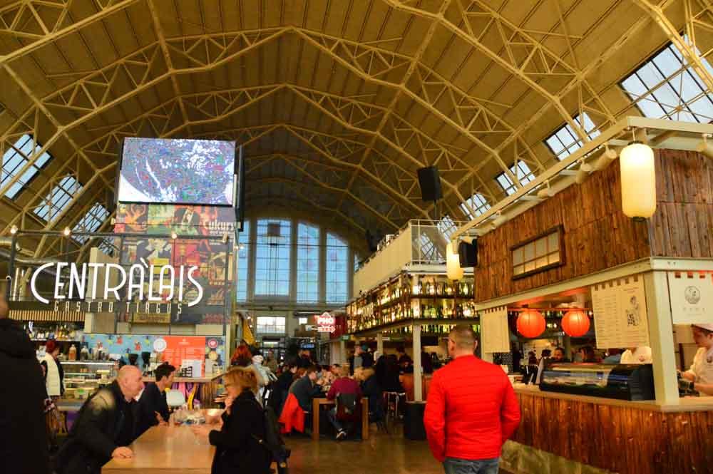 Centralais at Riga Central Market