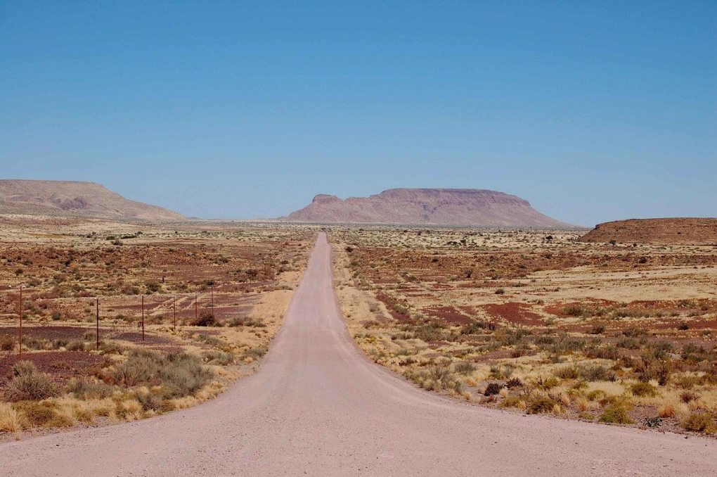Namibia_road