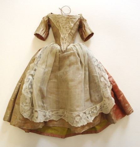 TOY.301 Dress Front