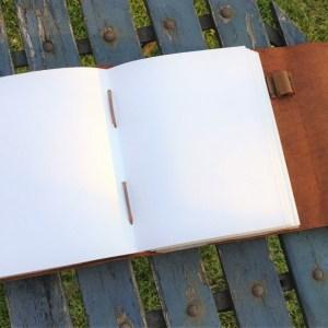 lederen notitieboek N004 2