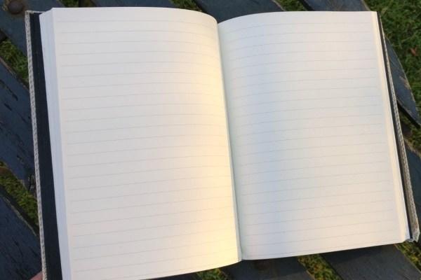 notitieboek N015 2