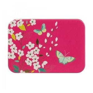 Sara Miller vlinders blikken doos
