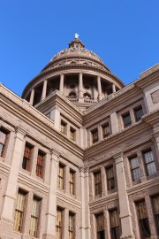 State Capitol Building in Austin, Texas