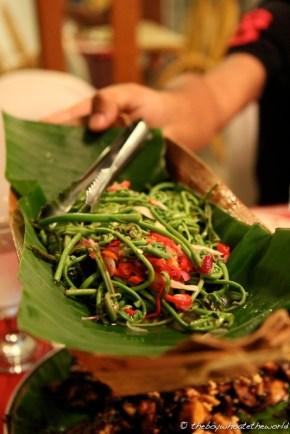 Midin Kerabu (Jungle Fern Salad)