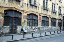 Bucharest City Street