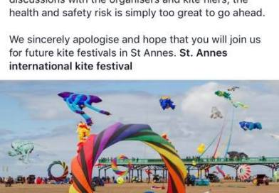 Wind Concerns Cancel Kite Festival