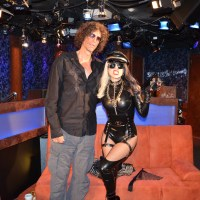 """""""I WAS MOVED"""": HOWARD STERN ON LADY GAGA'S LIVE PERFORMANCE - LISTEN HERE!"""