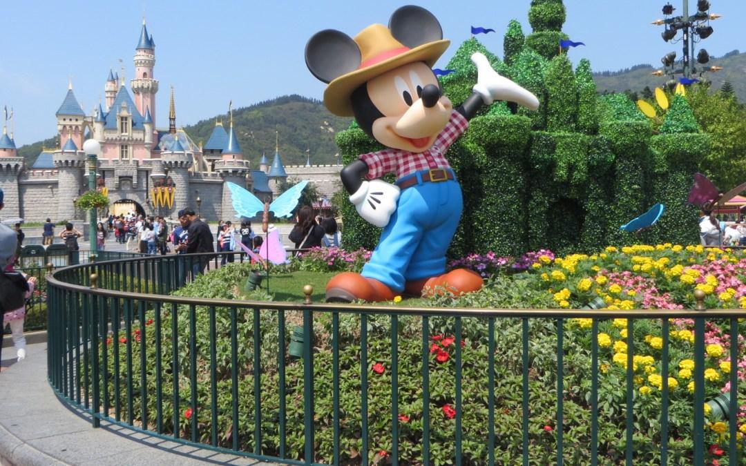 Hong Kong Diary – Tag 1: Disney Land