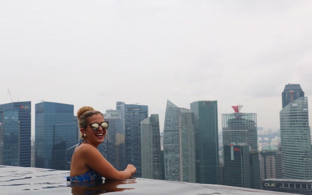 Home Away From Home: Marina Bay Sands, Singapur