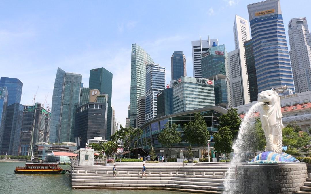 Singapur Travel Diary
