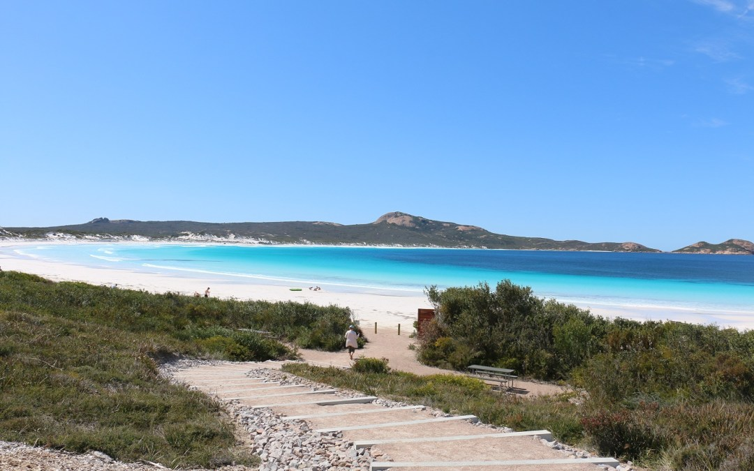 Lucky Bay, Cape Le Grand Nationalpark Esperance