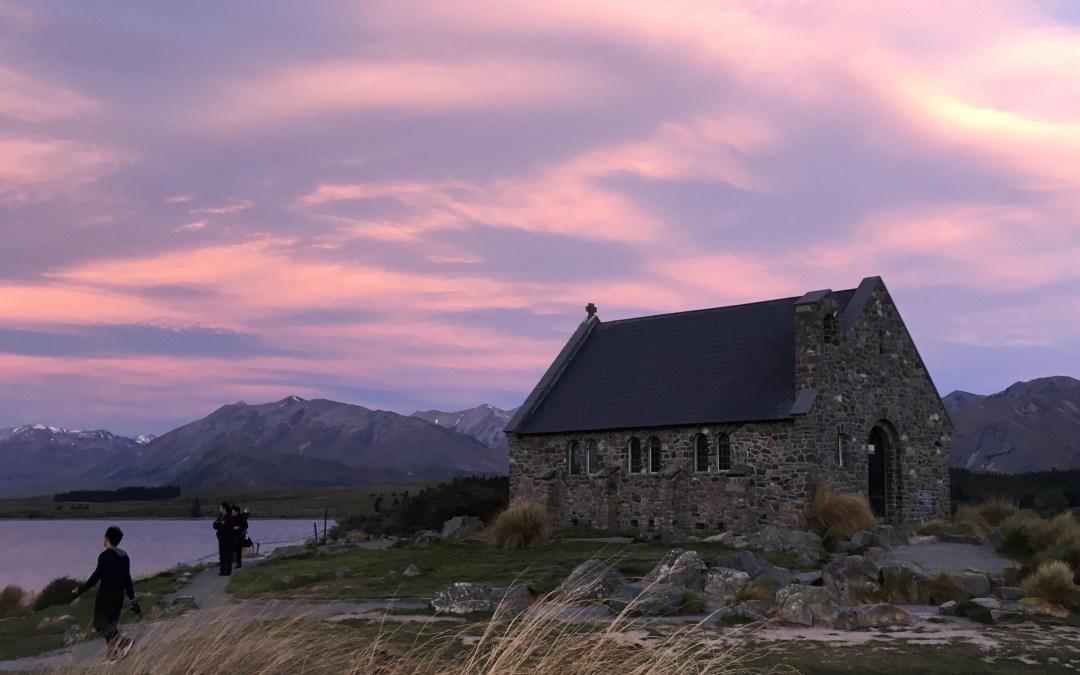 Unser Roadtrip in Neuseeland – Teil I: Die Südinsel