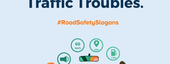 road safety slogans