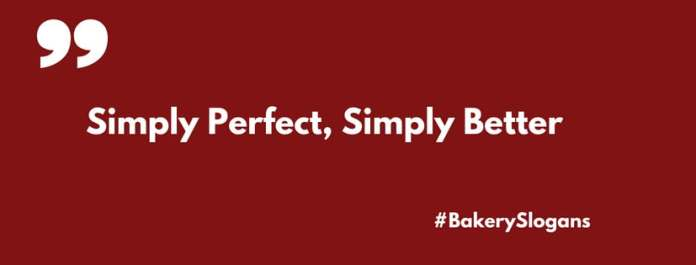 bakery slogans