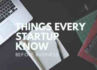 things startup needs to know