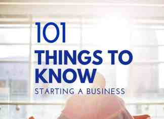 things to know before starting business