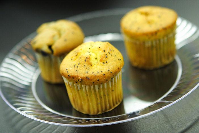 The mini muffins I ate