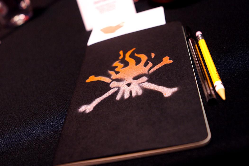 Le carnet secret des corsaires de Greenville