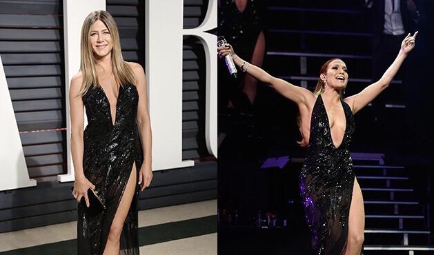 The Great Branded Debate: Jennifer Aniston vs Jennifer Lopez