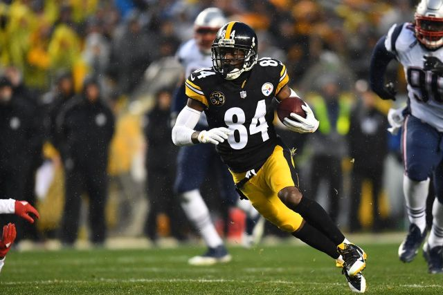 Antonio Brown 2