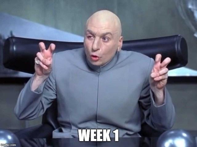 College Football Week 1A