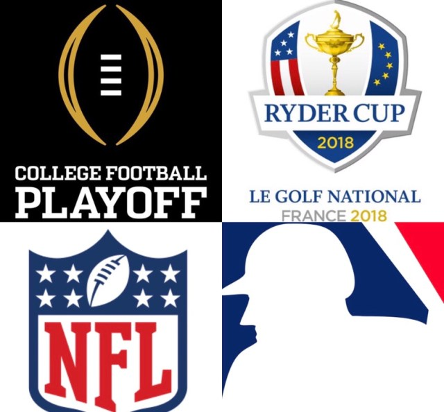 We are in for a long… Awesome… Sports Weekend!