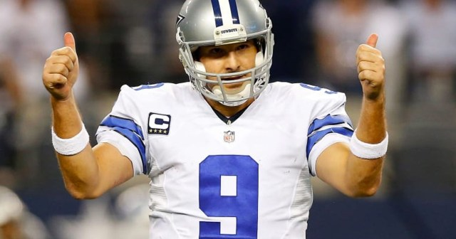 Tony Romo… A Football Life.