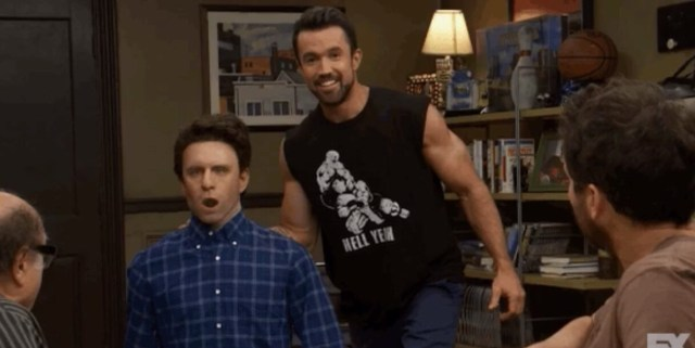 Last Night's Always Sunny Episode Was A Rollercoaster Of Emotion