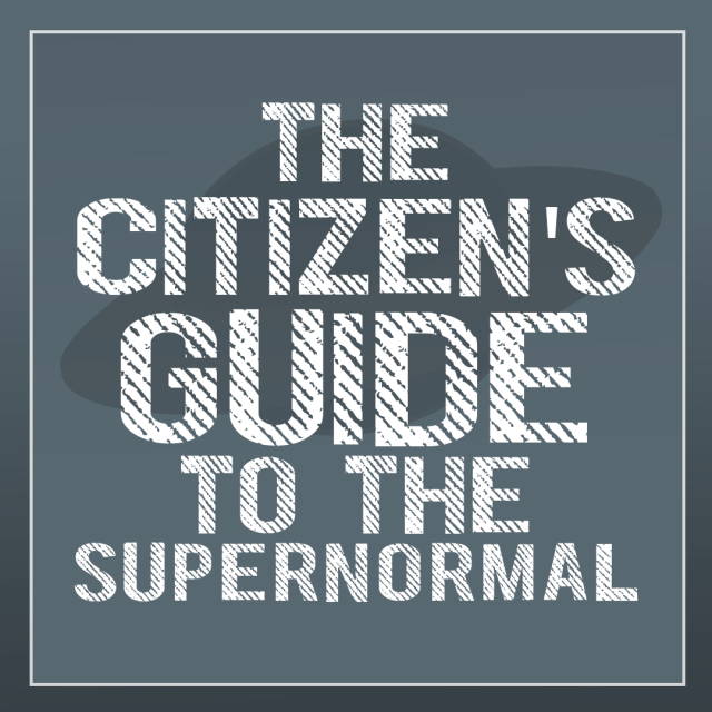 """The Citizen's Guide To The Supernormal Episode 1: """"The Moon, The Myth, The Legend"""""""