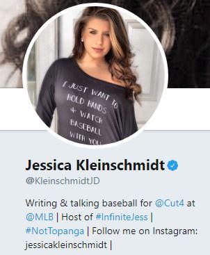 Follow Friday: Jessica Kleinschmidt